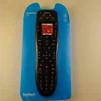 Logitech Harmony 700 8-Device Universal Remote - Black