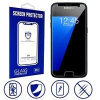 Pellicola Vetro Temperato per Samsung Galaxy S7 Protezione Salva Schermo HD