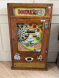 Allwin Penny Machine Double Six