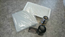Gr. Inspektionspaket Filter Wartungskit Toyota Corolla E12 1,4 D-4D 66KW 2004-