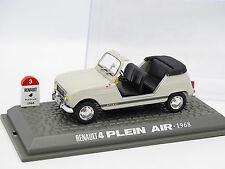 UH Presse 1/43 - Renault 4L Plein Air 1968