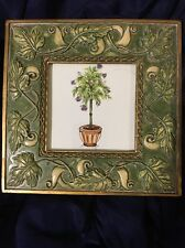 Nature Garden Ivy Plant Vine Leaves Green Forest Office Picture Photo Frame #P