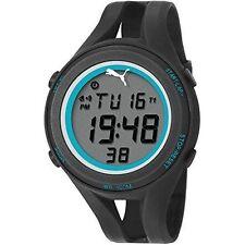 PUMA Digital Plastic Band Wristwatches