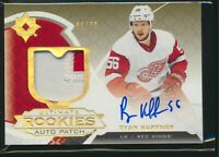 2019-20 Upper Deck Ultimate Collection Rookies Patch Auto Ryan Kuffner RPA /99