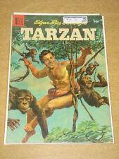 TARZAN #70 VG (4.0) EDGAR RICE BURROUGHS DELL COMICS JULY 1955