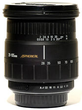 Sigma AF 28-105mm f/2.8-4 Zoom Lens Pentax Full Frame K-1 Digital and Film