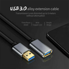 USB Extension Cable USB 3.0 2.0 Male to Female Data Sync Extender Cable Cord