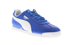 Puma Scuderia Ferrari Race Roma 30654203 Mens Blue Motorsport Sneakers Shoes