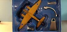"""CORGI (AA36701) LUFTWAFFE JU88A-10 """"CRETE 1942"""" 1:72ND SCALE DIECAST MODEL"""