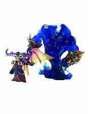 world of warcraft premium series 2 valdremar gnome warlock mit wichtel voyd