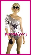 Costume vestito carnevale Gaga POPSTAR donna CI-269
