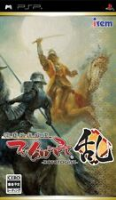 Used PSP Sengoku Efuda Yuugi  Hototogisu Ran SONY PLAYSTATION JAPAN IMPORT