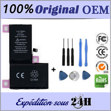 BRAND NEW OEM BATTERY FOR IPHONE X - SUPERIOR QUALITY CELLS +/ KIT + ADHESIVE
