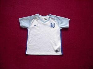 Nike England Home Football Shirt/top/jersey/baby toddler 24-36 months 2-3 years