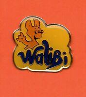 Pin's lapel pins pin Parc Park Attraction WALIBI Manège Aqua Mascotte Kangourou