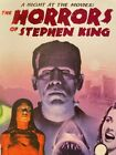 STEPHEN KING HORRORS FYC DVD Emmy PROMO TCM Documentary Film Author Movie