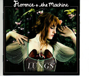 Florence + The Machine - Lungs (CD 2009, Universal/Island)