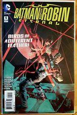 BATMAN & ROBIN ETERNAL #5 (DC Comics) Comic Book NM