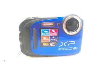 FUJIFILM Blue FinePix XP75 Digital Camera 16.4 Megapixels and 5x Optical Zoom