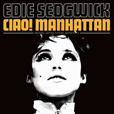 """EDIE SEDGWICK """"Ciao! Manhattan O.S.T."""" LP - RSD 2017 Exclusive! -  New & Sealed"""