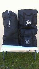Latin Percussion Gear Bags - 2 Large Lp Percussion Bags,1 X-Large Drawstring Bag