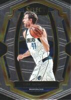 2018-19 Select Basketball #113 Dirk Nowitzki Dallas Mavericks