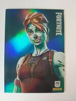 Panini Fortnite Trading Cards 2019 EPIC OUTFIT #214 GHOUL TROOPER VHTF FOIL