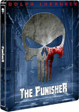 THE PUNISHER (Dolph Lundgren)  - Limited Edition Blu-Ray Steelbook -
