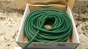5 feet GREEN Tube Resistance Physical Therapy Theraband Exercise Tubing Rehab