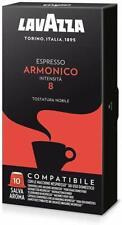 200 Capsule Lavazza Compatibili Nespresso Caffè Espresso Miscela Armonico
