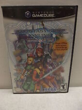 NINTENDO GAMECUBE PHANTASY STAR ONLINE EPISODE I & II COMPLETE WITH MANUAL
