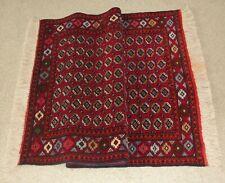 Fine Turkaman Handmade Knotted 100% Wool Beautiful Rug Carpet Kuchi Afghanistan