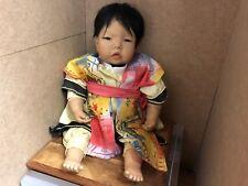 Carin Lossnitzer Vinyl Puppe 55 cm. Top Zustand