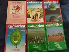 EUBIOTICA 25 RIVISTE