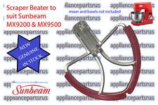 Sunbeam Mixmaster Scraper Beater MX7900 MX9200 MX9500 Part MX92004 NEW GENUINE