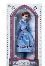 """Disney Store Exclusivr Anna """"Olaf's Frozen Adventure"""" Limited Edition 17"""" Doll"""