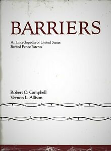 1,000+. Examples Bobbed Barbed Wire Identification Patents / Scarce Illust. Book