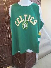 Boston Celtics Basketball Jersey  Size XXL Majestic Haedwood Classics NBA