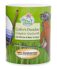 Gifts That Bloom, Golfer'S Paradise GroCan Gift Blooms - Garden Grow Can