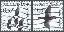 Finland 2017 Used Stamps (2) - Arktika - Birds