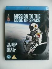 Mission To The Edge Of Space (Blu-ray, 2014) Felix Baumgartner, New with slip