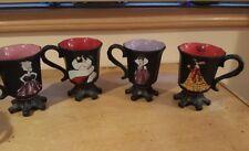 Disney Villains Mug Set Designer Collection (4) included