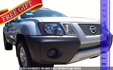 GTG Polished 4PC Custom Overlay Billet Grille fits 2009 - 2014 Nissan Xterra