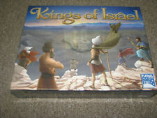 Kings of Israel Board Game - New in Shrink!