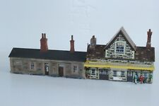 N Gauge Hornby Minitrix and Ratio Station Building