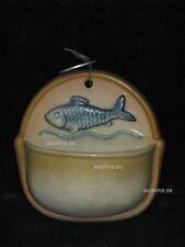 +# A013220_07 Goebel Archiv Plombe Weihwasserkessel Holy Water Fisch Fish HW90