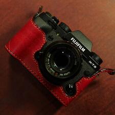 Fujifilm X-T2 / Xt2 case (Snap fixed type) - Arte di mano -