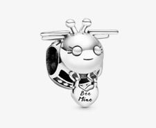 PANDORA Bee Mine Charm 798789C01 Brand New!