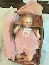 "Vintage Madame Alexander Doll 18"" Pussy Cat Blonde Blue Eyes in Box/tissue 5226"