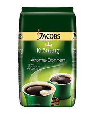 3 x Vacuum Pack (500 g 17.63 oz.)Jacobs Kronung German Coffee whole beans New